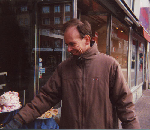 Mats Bengtsson in Sweden